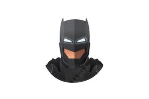Batman Mech Suit Mask Minimalism 5k Wallpaper