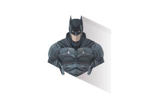 Batman Minimalism 2020 4k