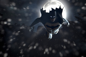 Batman Moon Knight Wallpaper