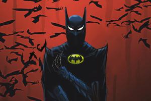 Batman New 4k Art