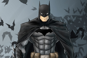 Batman New Art