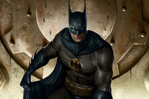 Batman New Digital Artworks