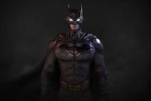 Batman New Suit Artwork