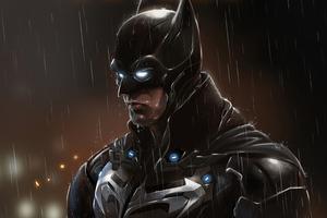 Batman New Tech Suit