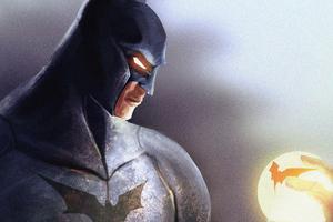 Batman New4k Art