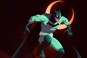 Batman Newart Hd Wallpaper