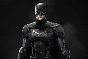 Batman Newsuit 4k Wallpaper