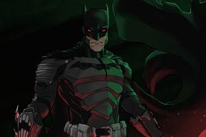 Batman Of 2022 Wallpaper