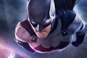 Batman Of Arkham City 4k Wallpaper