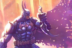 Batman Of Gotham Wallpaper