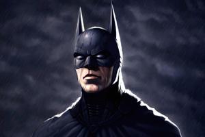 Batman Of Words Wallpaper