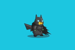 Batman PokeFusion