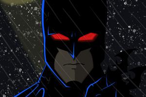 Batman Portrait Character 5k Wallpaper