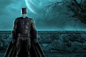 Batman Protection From Coronavirus
