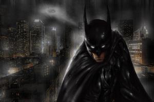 Batman Rain Knight