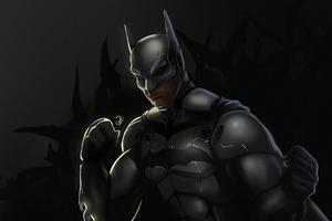 Batman Ready For Fight