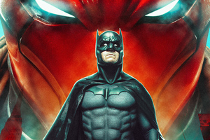 Batman Red Hood Wallpaper