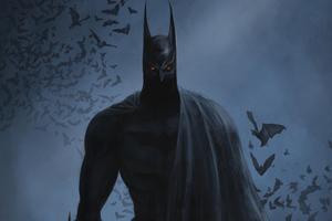 Batman Rise Art