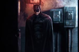 Batman Robert 4k 2020