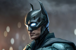 Batman Robert Artwork