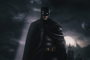 Batman Robert Pattinson 2020