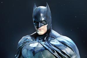 Batman Sculpted Fan Art Wallpaper