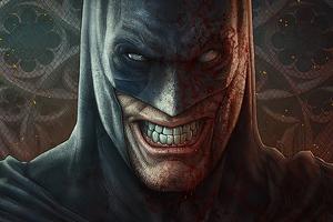 Batman Smile 4k Wallpaper