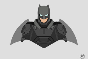 Batman Suit For Dawn Of Justice
