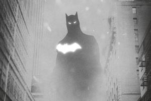 Batman Superhero 4k