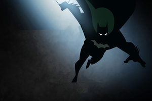 Batman The Adventures 4k Wallpaper