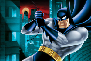 Batman The Animated Series New Wallpaper