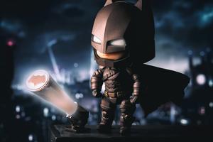 Batman The Bat Signal Lego Toy Photography