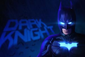 Batman The Dark Knight 4k 2018 Wallpaper