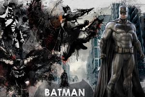 Batman The Dark Knight 4k