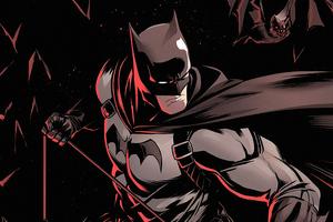 Batman The Dark Knight King 4k