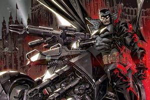 Batman The Detective 5k Wallpaper