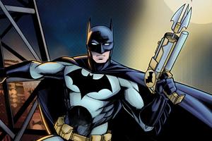 Batman The Detective Wallpaper
