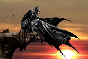 Batman The Gotham Knight 2021 5k Wallpaper