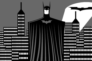 Batman The Gotham Knight 5k Wallpaper