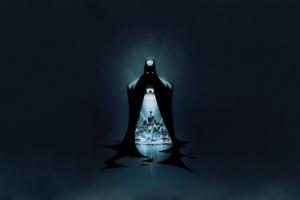 Batman The Gotham Protector 4k