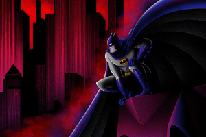 Batman The Mask Of Phantasm Wallpaper