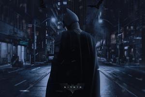 Batman The Night 4k