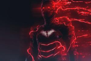 Batman The Red Death Wallpaper