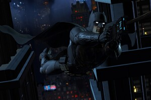 Batman The Telltale Series The Enemy Within 4k