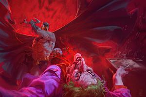 Batman V Joker 4k Wallpaper