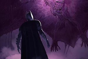 Batman V Monster