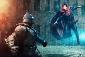 Batman V Superman 4k