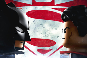 Batman V Superman Lego 2016