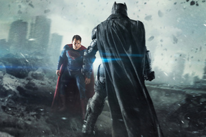 Batman V Superman Movie 4k Wallpaper