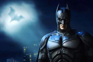 Batman Vector Art 5k